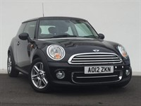 Used MINI One Hatchback One Cooper D 3dr Auto