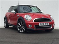 Used MINI One Hatchback Special Editions One Cooper London 2012 3dr