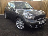 Used MINI One Countryman Hatchback One Cooper S 5dr