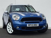 Used MINI One Countryman Hatchback One Cooper S ALL4 5dr Auto