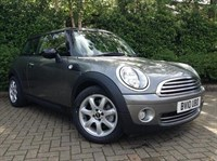 Used MINI One Hatchback Special Editions One Cooper Graphite 3dr