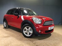 Used MINI One Countryman Hatchback One 5dr