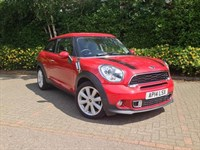 Used MINI Paceman Coupe Cooper S D 3dr