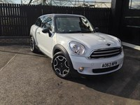 Used MINI Paceman Coupe Cooper D 3dr