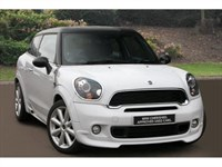 Used MINI Paceman Coupe Cooper S ALL4 3dr Auto