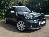 Used MINI Paceman Coupe Cooper S 3dr