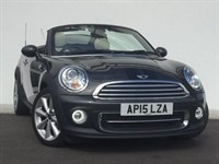 Used MINI Roadster Cooper 2dr