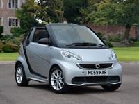 Used Smart Car Fortwo Cabrio passion