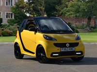 Used Smart Car Fortwo Cabrio Special Editions Cityflame mhd 2dr Softouch Auto