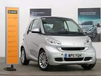 Used Smart Car Fortwo Coupe CDI Passion 2dr Softouch Auto
