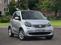 Used Smart Car Fortwo Coupe Passion 2dr Auto
