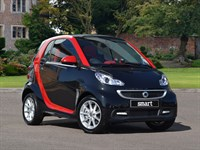 Used Smart Car Fortwo Coupe Passion 2dr Softouch Auto 84 (2010)