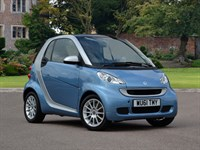 Used Smart Car Fortwo Coupe Passion mhd 2dr Softouch Auto