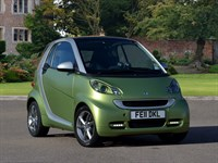Used Smart Car Fortwo coup?? passion fortwo Lightshine edition