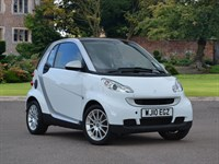 Used Smart Car Fortwo Coupe Fortwo CDI Passion 2dr Auto