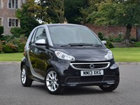 Used Smart Car Fortwo coup?? pulse fortwo 84bhp