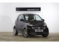 Used Smart Car Fortwo Coupe Passion mhd 2dr Softouch Auto (2010)