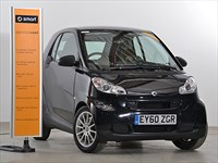 Used Smart Car Fortwo Coupe Passion mhd 2dr Auto