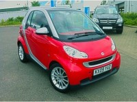 Used Smart Car Fortwo mhd