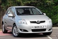 Used Toyota Auris Hatchback 1.33 Dual VVTi TR 5dr