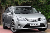 Used Toyota Avensis Tourer D-CAT Icon Business Edition 5dr Auto