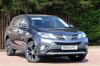 Used Toyota RAV4 D Icon 5dr 2WD