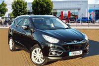 Used Hyundai ix35 Estate CRDi Premium 5dr (Ind/Media Pack)