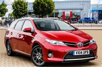 Used Toyota Auris Touring Sport VVTi Excel 5dr CVT Auto