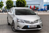 Used Toyota Avensis Tourer D-CAT Icon 5dr Auto