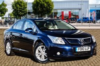 Used Toyota Avensis Saloon V-Matic T4 4dr CVT Auto