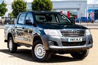 Used Toyota Hilux D-4D Active 4WD Crewcab Pick-Up