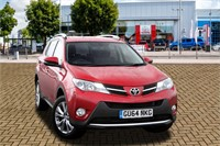 Used Toyota RAV4 Estate D-4D Invincible 5dr