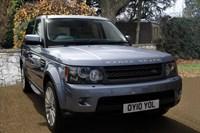 Used Land Rover Range Rover Sport Estate TDV6 HSE 5dr CommandShift