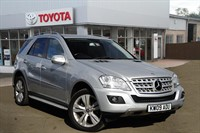 Used Mercedes ML320 M Class Station Wagon CDi Sport 5dr Tip Auto