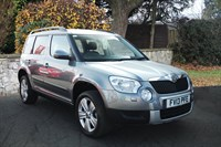 Used Skoda Yeti Estate TDI CR (140) SE 4x4 5dr