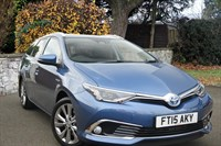 Used Toyota Auris 5-Dr VVT-i HSD Excel Touring Sports
