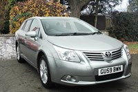 Used Toyota Avensis Tourer V-Matic T4 5dr CVT Auto