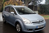 Used Toyota Avensis Verso Avensis Verso D-4D T Spirit 5dr