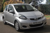 Used Toyota Aygo Special Editions VVT-i Platinum 5dr (AC) MMT