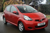 Used Toyota Aygo Special Edition VVT-i Ice 5dr
