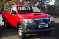 Used Toyota Hilux HL2 Pick Up D-4D 4WD 144