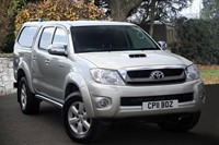 Used Toyota Hilux Invincible 2010 D/Cab PickUp D-4D 4WD 171