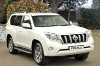 Used Toyota Land Cruiser SW D-4D Invincible 5dr Auto 7 Seats (Safety pack)