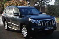 Used Toyota Land Cruiser SW D-4D Icon 5dr Auto 7 Seats (Off-Road pack)