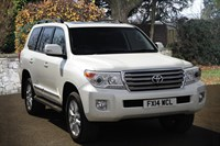 Used Toyota Land Cruiser V8 SW D-4D 5dr Auto
