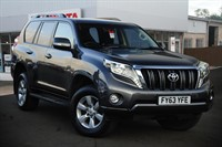 Used Toyota Land Cruiser SW D-4D Active 5dr Auto 7 Seats