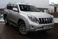 Used Toyota Land Cruiser SW D-4D Icon 5dr Auto 7 Seats