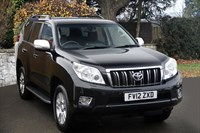 Used Toyota Land Cruiser SW D-4D LC4 5dr Auto (190)