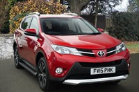 Used Toyota RAV4 Estate D Invincible 5dr