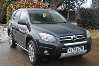 Used Toyota RAV4 Estate D-4D T180 5dr